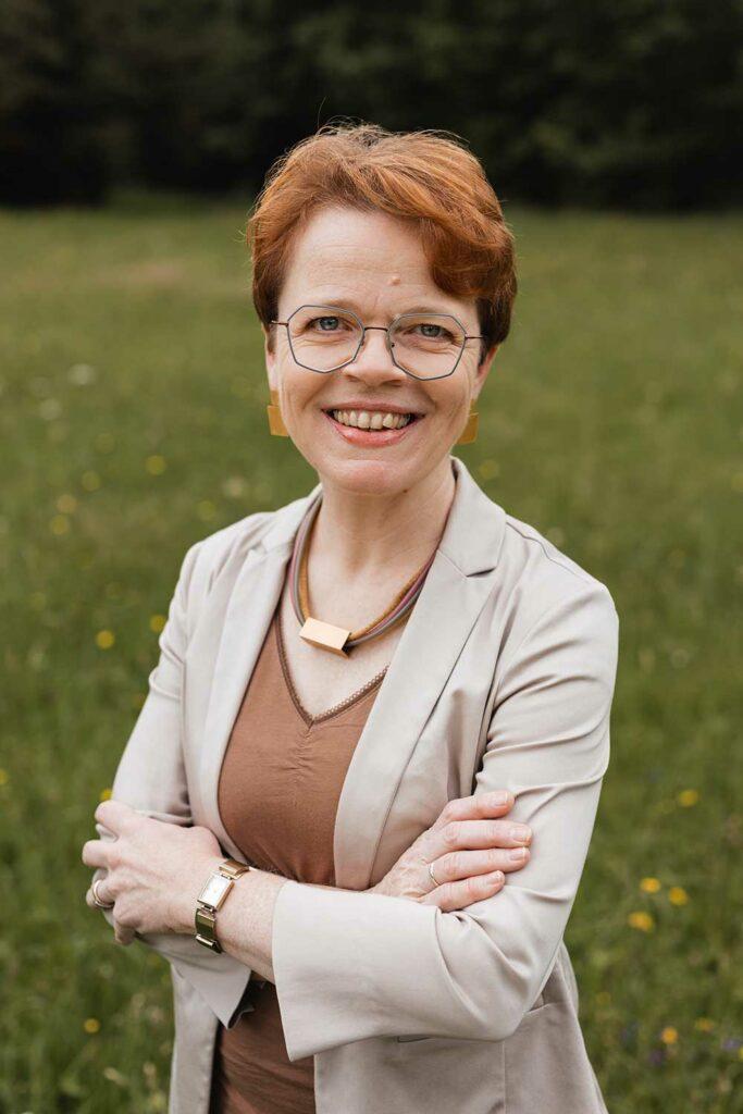 Portrait Andrea Müller